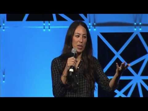 Chip and Joanna Gaines - How to Build a Brand