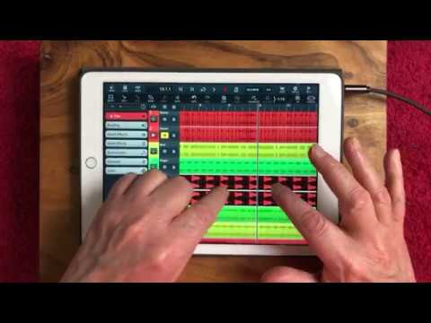 Reggae Dub Production with Your iPad - Live Stream