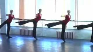 Джазовый танец - класс-концерт