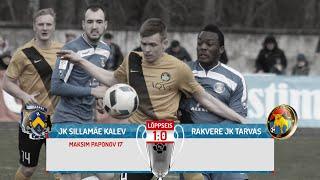 Sillamäe Kalev vs Flora Rakvere full match