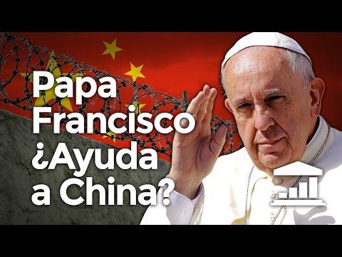 ¿Está EL VATICANO lavando la imagen de CHINA? - VisualPolitik