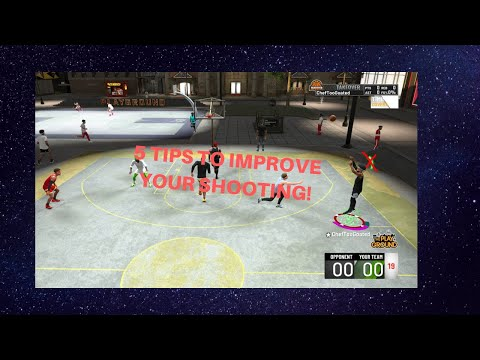 5 TIPS TO IMPROVE YOUR JUMPSHOT NBA 2K20/ BEST CUSTOM JUMPER