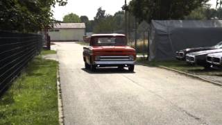 1961 Chevy C10 Pick Up   V8 383 Stroker   shortbed   Special Cars Berlin