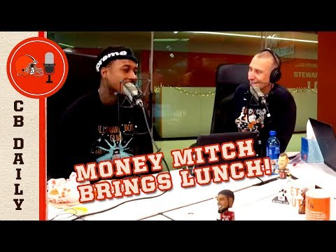 Terrance Mitchell Joins W/ His Rally's Lunch To Recap Week 15   Cleveland Browns Daily 12/19
