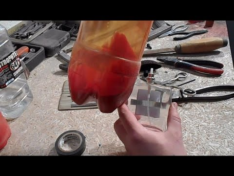 Как сделать краскопульт своими руками из флакона одеколона или туалетной воды