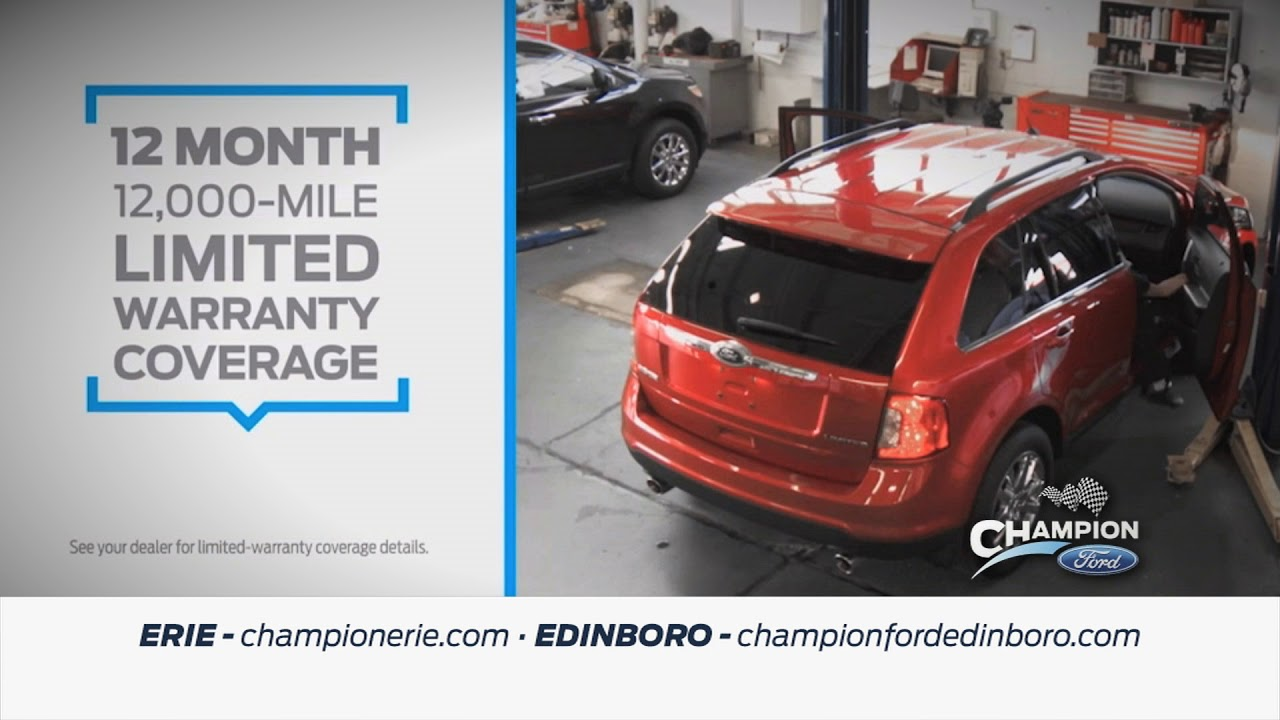 Champion Ford Erie Pa Upcoming Car Release 2020