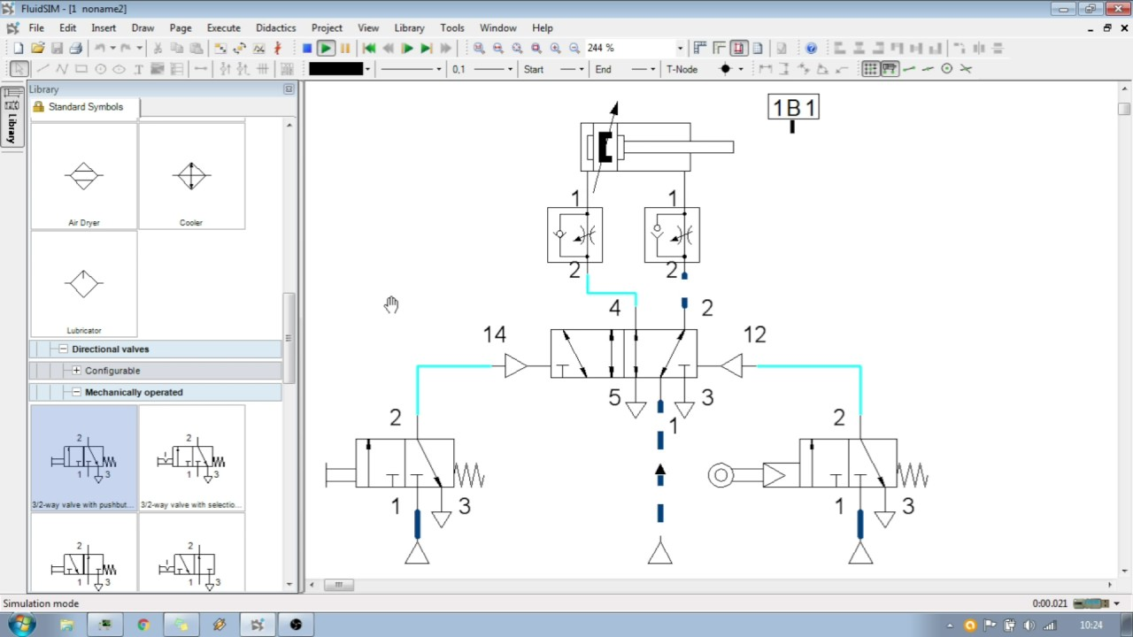 How To Assign A Physical Position For Limit Switch Pneumatics 2 Way Pneumatic