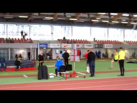 Estonian Masters Indoor Championships in Athletics 2017 - Triple Jump - 12.00