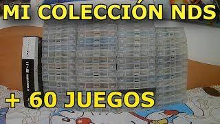 Mi colección de NINTENDO DS actualizada +60 juegos!! ValeforESP