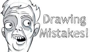 How to spot Drawing Mistakes