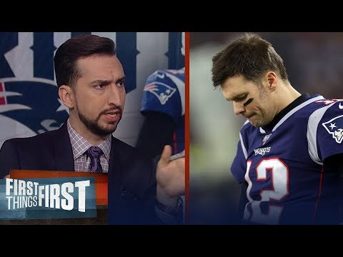 The New England Patriots have been disrespectful to Brady — Nick Wright | NFL | FIRST THINGS FIRST
