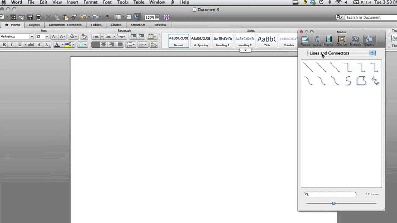 Drawing Lines With Microsoft Word : How do i draw a dotted line in word powerpoint