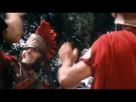 Битва римлян с эллинами 146 год до н.э.  при Левкопетре.