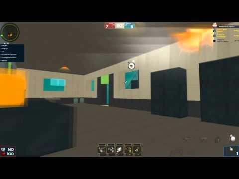 Lets Play Brickforce #2 Aimm8Fun VS...  PART 2