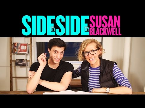 Side by Side by Susan Blackwell: Gideon Glick of Significant Other
