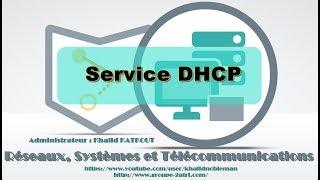 Service DHCP sur un Serveur et un Routeur - IPv4 (KHALID KATKOUT)
