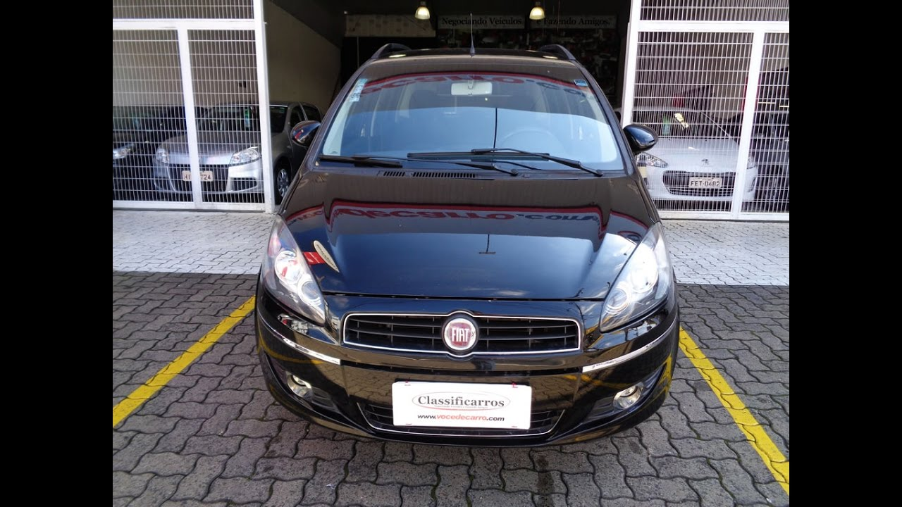 fiat idea essence 1 6 16v 2012 fiat world test drive