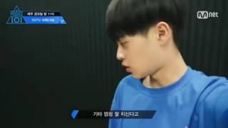 Produce 101 season 2 Self-cam Relay Cam Daehwi Cut [170524]