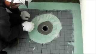 屋上防水 ウレタン塗膜防水X-1工法 その1 thumbnail