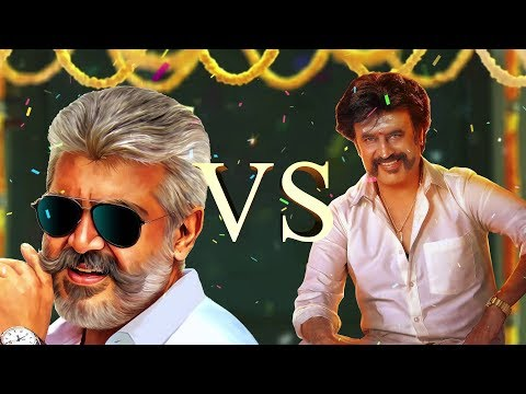 Petta vs Viswasam | FDFS | Point Of View- 2 | Red Carpet