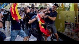 Agresiones nazis en València mientras se celebra el 9 de Octubre