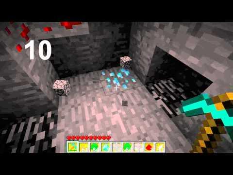 MINECRAFT WORLD RECORD (DIAMONDS)