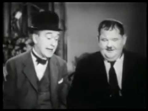 Laurel and Hardy in: The Flying Deuces (1939) [240p]