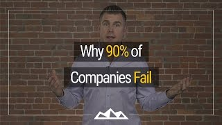 The Six Reasons Companies Fail