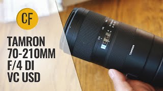 Tamron 70-210mm f 4 Di VC USD lens review with samples Full-frame amp APS-C