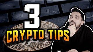 Crypto Mein Yeh 3 Baatein Humesha Yaad Rakhna!!!