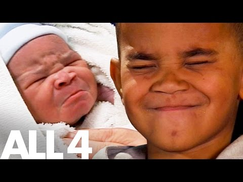 Young Boy & Family React To His Complicated Birth On One Born Every Minute | I Was Born On One Born