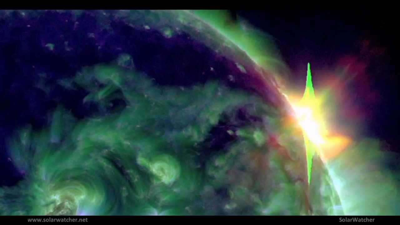 solar storm gamma radiation - photo #16