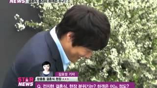 Video [Y-STAR]Actress'Jeon ji hyun',Wedding scene('만인의 이상형' 전지현 결혼식 현장) download MP3, 3GP, MP4, WEBM, AVI, FLV Maret 2018