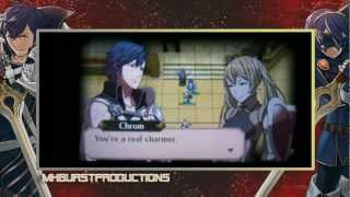 Fire Emblem: Awakening [English] Paralogue 10 - Severa - Ambivalence Part 1/2 (Hard Classic)