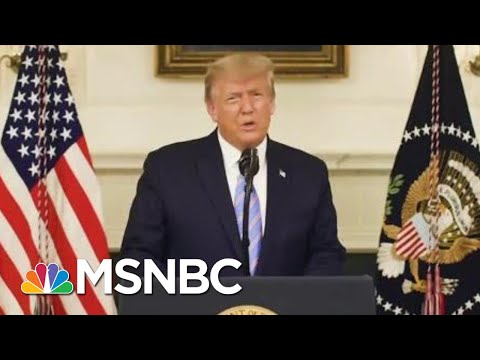 Two Days After Riots, Trump Reverses His Stance On Election Loss | Morning Joe | MSNBC