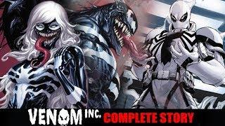 VENOM INC Complete Story Arc