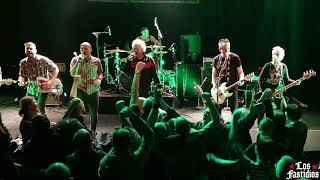 """LOS FASTIDIOS + SLIME - """"Let's Get United"""" live @ Boots Night - Schlachthof - Bremen (D) 28.02.2020"""