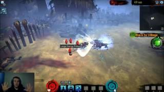 GAME PLAYS ITSELF: Akaneiro Demon Hunter