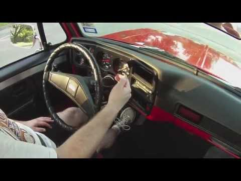 How To Drive 3 On The Tree Transmission 1977 Chevy C10 3