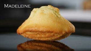 Madeleine - Taste of France - Bruno Albouze - THE REAL DEAL