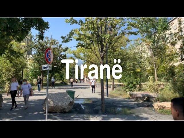 Në Tiranë - Shtator 2020