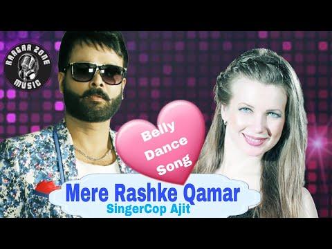 Mere Rashke Qamar by Ajit Singh  feat.RVP