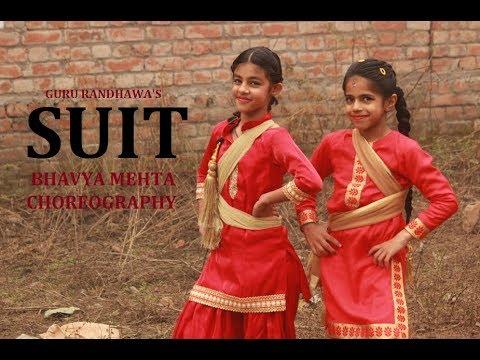 SUIT   GURU RANDHAWA   BHANGRA