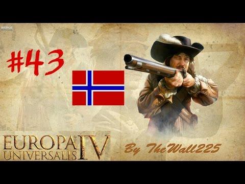 Europa Universalis IV Gameplay Norvegia HD ITA #43 - Guerra Inutile