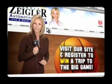 Michigan Madness Car Sales Event 2010 at Zeigler ...