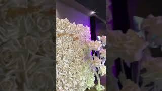 Фотозона Большие Цветы