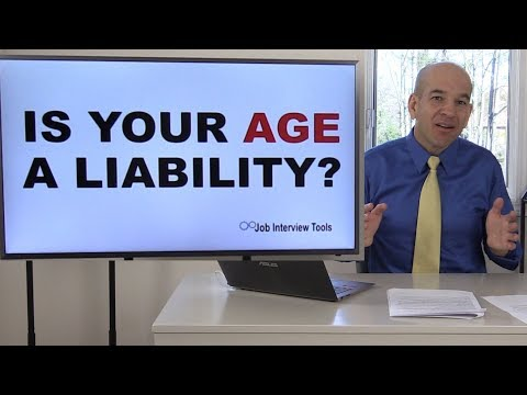 Ageism - Is Your Age Holding You Back From Landing a Job?