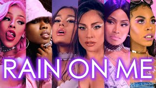 Download lagu Lady Gaga, Ariana Grande - Rain On Me (ft. Nicki Minaj, Doja Cat, Missy Elliott & Rico Nasty)