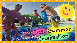 OUR LAST SUMMER CELEBRATION