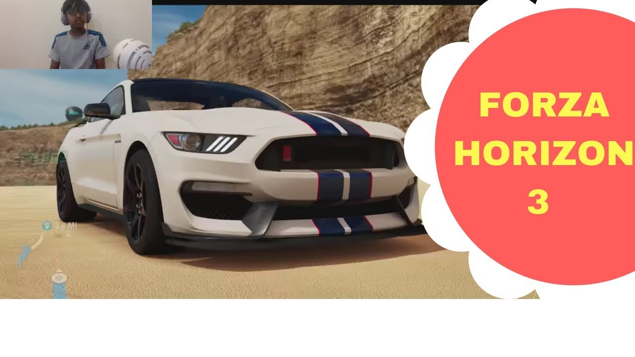 Forza Horizon 3 | Car Race | Winbrothers | Free Play